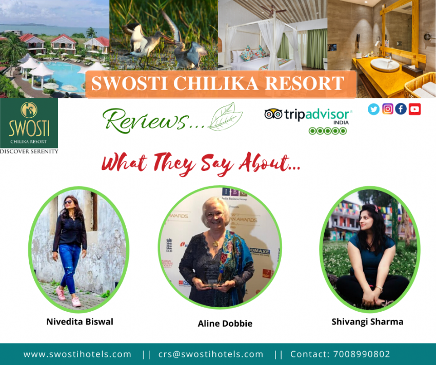 Swosti Chilika Resort Guest Reviews