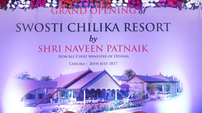 Grand Opening Swosti Chilika Resort