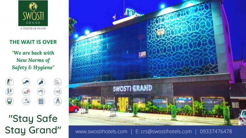 Hotel Swosti Grand Re-opens