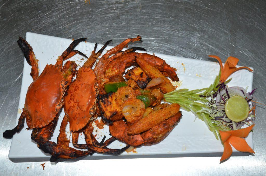 Seafood- Crab