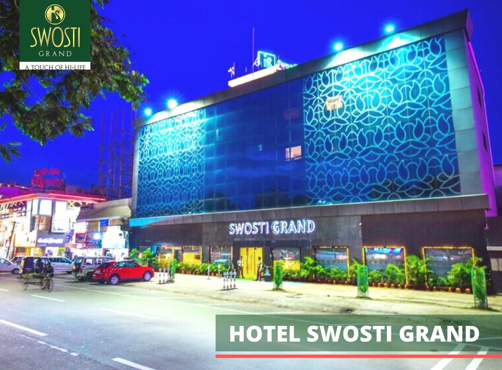 Hotel Swosti Grand