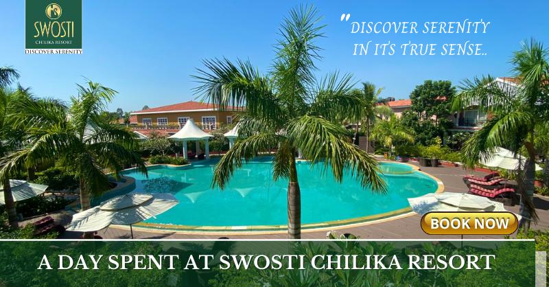 Swosti Chilika Resort Pool View Rooms